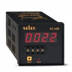 Selec 4 Digit Preset Counter XC