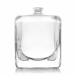100 Ml BONHEUR Glass Perfume Bottle