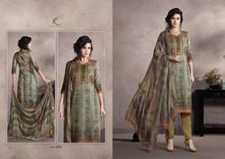 Cotton with Embroidery Kurti