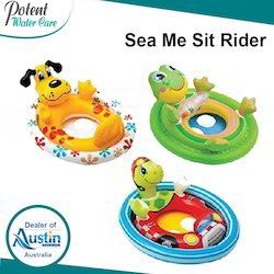 Sea -Me -Sit Pool Rider