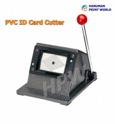 PVC ID Card Cutters