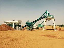 Construction Concrete Batching Plant