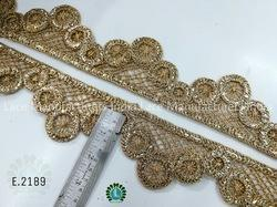 Embroidered Lace E2189
