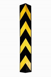 Rubber Column Safety Guards