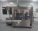 Mineral Water PET Bottling Machine 60 BPM