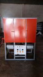 Double Die Paper Dona And Plate Making Machine