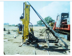 Heavy Civil Industrial Structures Works Service