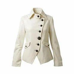 Full Sleeve Ladies Stylish Jacket