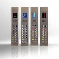 VIjya Elevator Operating Panel