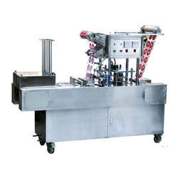 Automatic Glass Cup Filling Machine