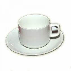 Bone China Hotelware Cup & Saucer