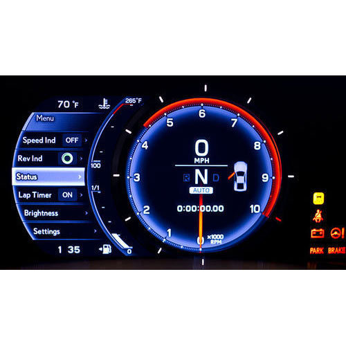 Car Digital Speed Meters At Rs 1000 Unit क र