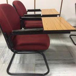 SS Writing Pad Chair