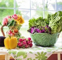 Fresh Seasonal Organic Greens