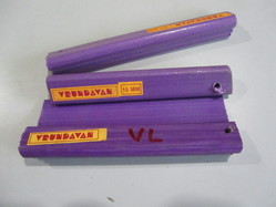 Purple Color PVC Profile
