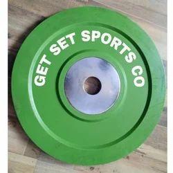 Bumper Weight Plates