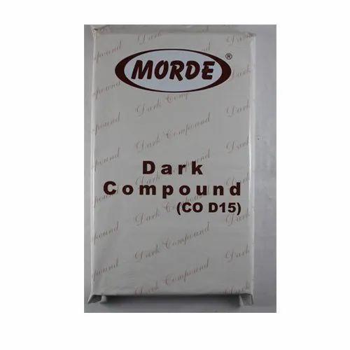 Bar Morde Dark Compound Chocolate Slab, Pack Type: Packet
