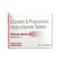 Etizolam Tablet