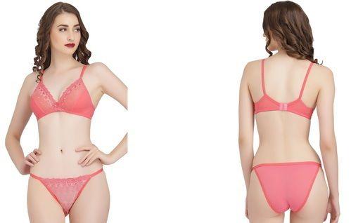 579e8962902 Red Women Girl Undergarment Nighty Bra Panty High Quality Latest Fashion New  Hot Sexy Style Fashion