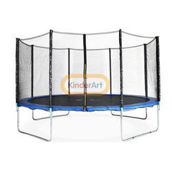 Trampoline 14 Ft. ( With Safety Net & Ladder)