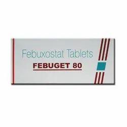 Febuget 80mg  Tablets