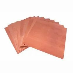Rectangular Copper Sheet