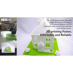 3D Architectural Printing Service