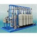Water Softeners Plant