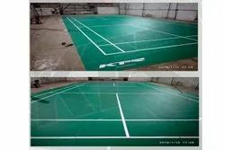 Badminton Court/Flooring KTR Club 5.2mm
