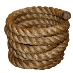 Manila Rope (3 Strand) For Pilot Ladder