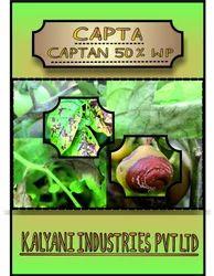 Capta Captan 50% WP, 2.5kg/ha