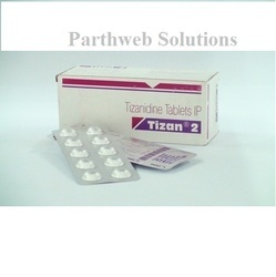 Tizan 2mg tablets