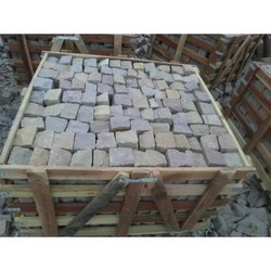Outdoor Solid Sandstone Cobbles, 50 G