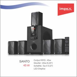 Multimedia Speaker - Santo