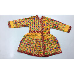 Rajasthani Angrakha Dress