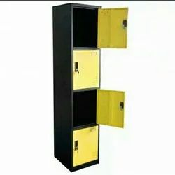 4 Drawer Personal Locker
