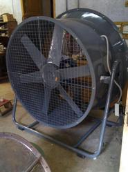 1 to 10 HP Coil Cooling Fan, 500 to 1300 mm