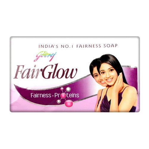 Godrej Fair Glow Soap,(pack Of 4)