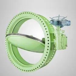 L&T Aquaseal Max Fabricated Steel Butterfly Valves