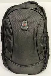 Black Laptop Backpack for Field Job, Capacity: 32 Litres