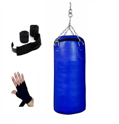 Tima S Punching Bag 36 Inch With Hand Wrap