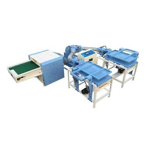 Computerized Fiber Opener & Pillow Filling Machine