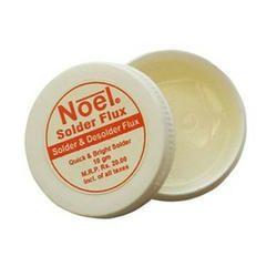 White Solder Paste