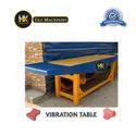 Vibration table