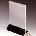 Acrylic Menu Holder Stand
