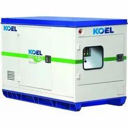 Air Cooling Air Cooled Kirloskar Koel Green Diesel Generator, 230 V