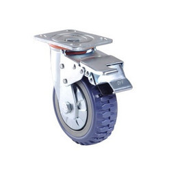 Heavy Duty Anti Skid Caster Wheels