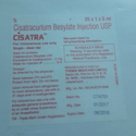 Cisatra Injection
