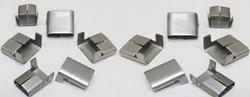 Wing Seals For Stainless Steel Banding