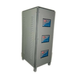 Single Phase Air Cooled Servo Stabilizers, 220-415 V